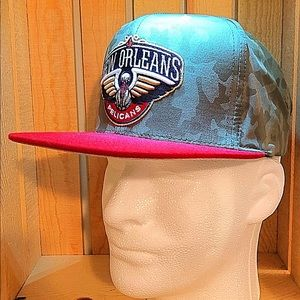 Mitchell & Ness New Orleans Pelicans Snapback